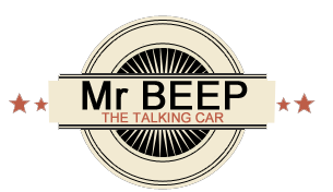 Mr. Beep the Talking Car