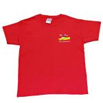 Mr. Beep T-Shirt (red) $15.95 + S & H